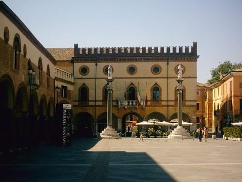 Ravenna Turismo mare spiagge monumenti