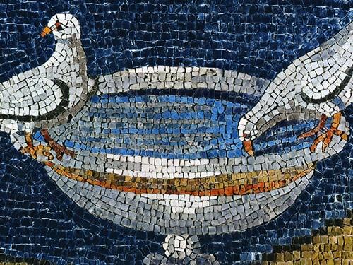 mosaici ravenna foto